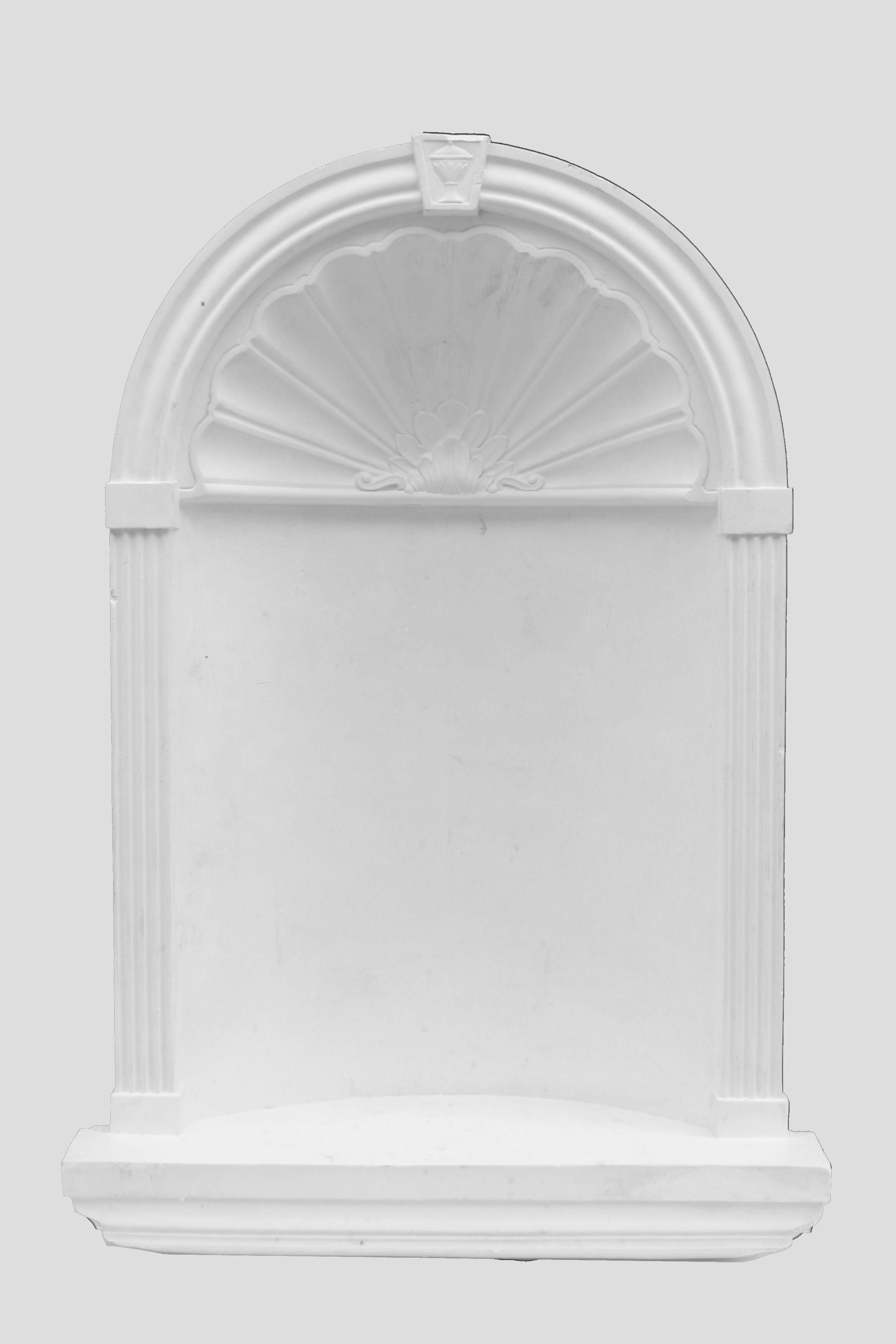 szobrok-szoborfulkek-falfulke-3-kagylos-63_5x94cm